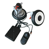(Groove) 10 Inch Motor And Controller for Wheelchair