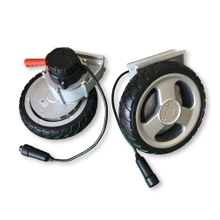 (Groove) Wheelchair Motor with 8 Inch Solid Tire